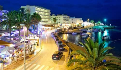 Donde alojarse en Ibiza en Es Canar