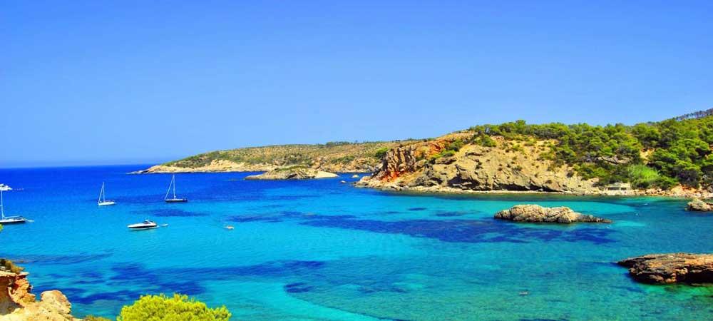 Clima y cuándo viajar a Ibiza