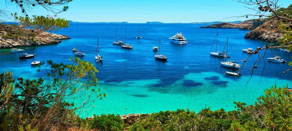 Cómo llegar a Ibiza