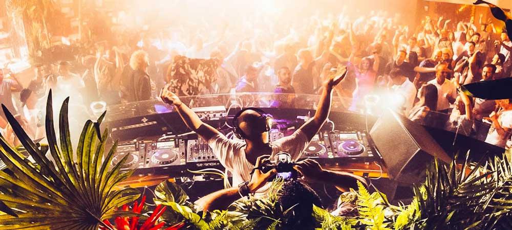 Salir de fiesta en Ibiza
